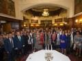 Homenaje a los jubilados de enfermería de Bizkaia