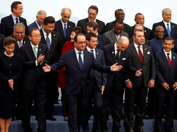 Acuerdo Cumbre de París