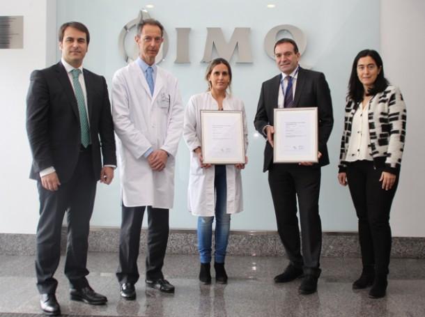Cliniicas IMQ-ISO-ambiente