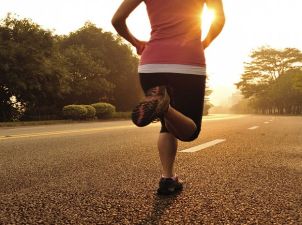 running-mujer