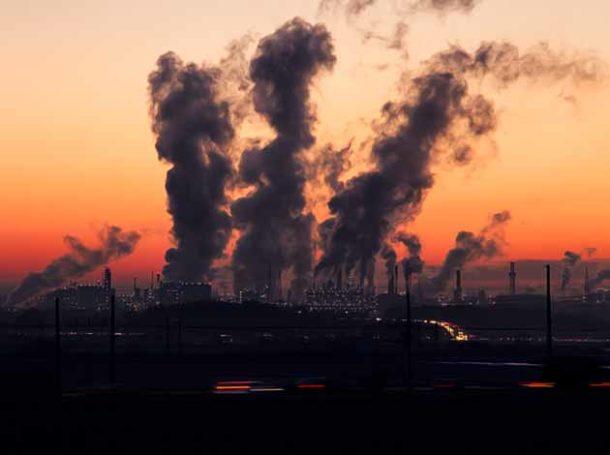 contaminacion-cambio climatico